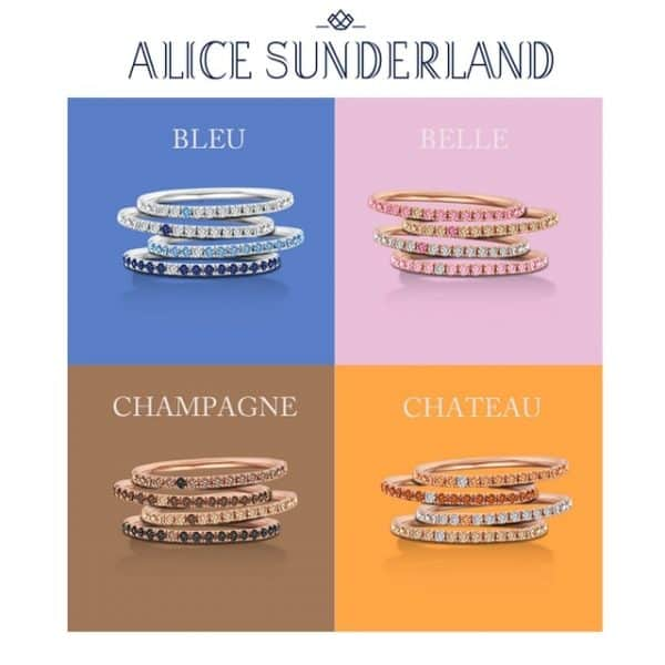 Rainbow Collectie van Alice Sunderland