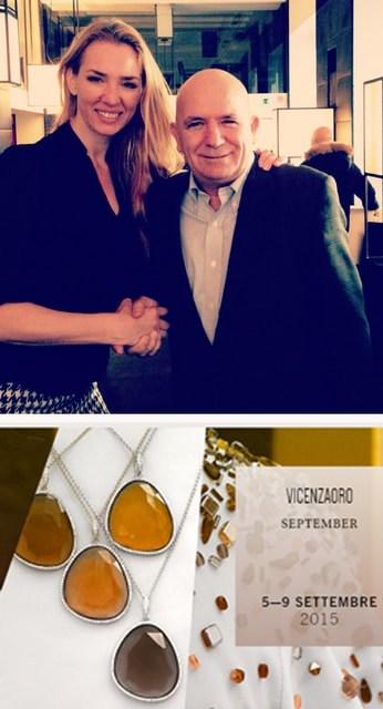 Samenwerking Vincenzo Melfi en Alice Sunderland